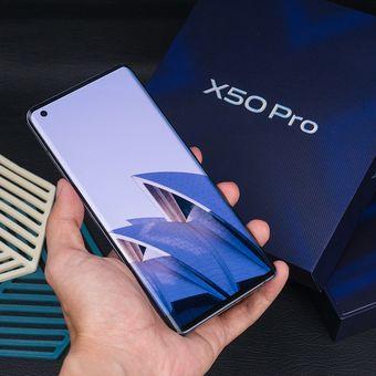 Ilustrasi Vivo X50 Pro