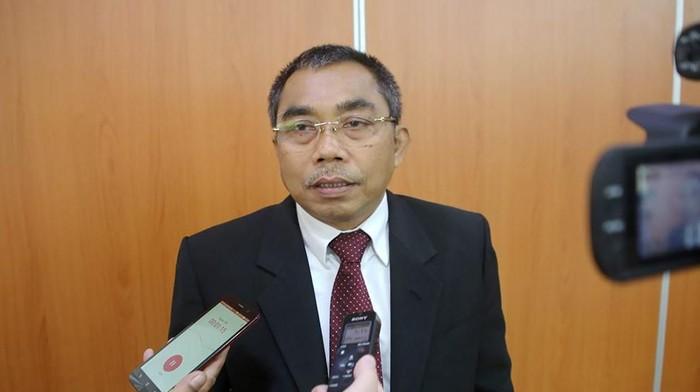 Ketua Fraksi PDIP DKI Jakarta Gembong Warsono