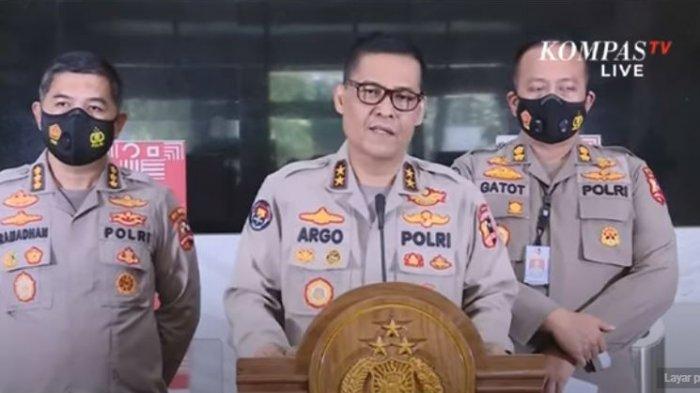 Terkait kasus penyerangan Polri yang berujung tewasnya 6 pendukung HRS, Kepolisian akan lakukan rekonstruksi setelah bukti pendukung terpenuhi.