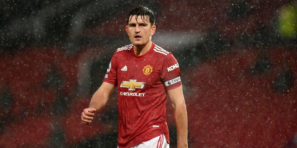 Kapten Manchester United, Harry Maguire