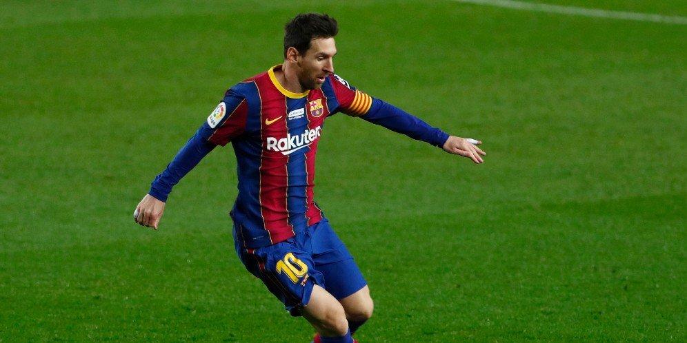 Bintang Barcelona, Lionel Messi