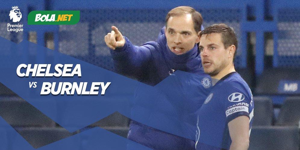 Premier League, Chelsea vs Burnley © AP Photo/Bola.net