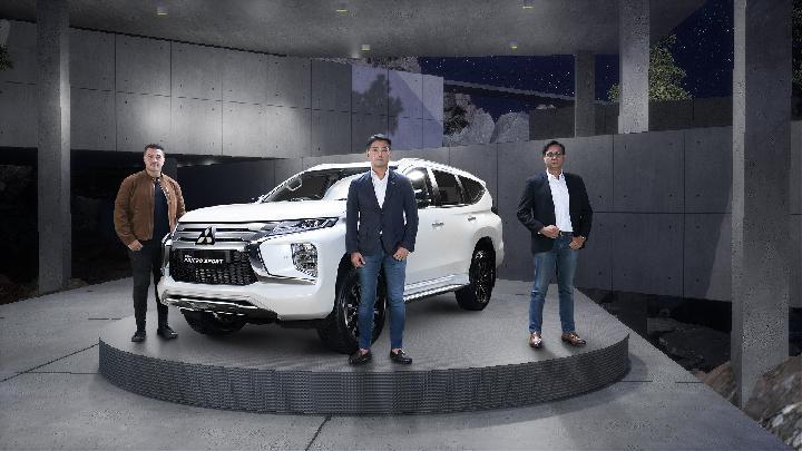 Brand Ambassador Mitsubishi – Rifat Sungkar