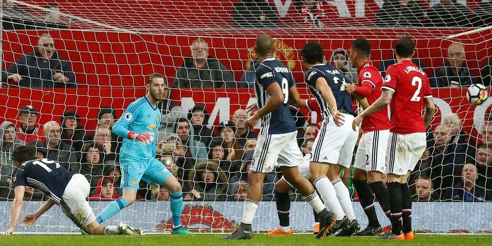 Manchester United vs West Brom © Premier League