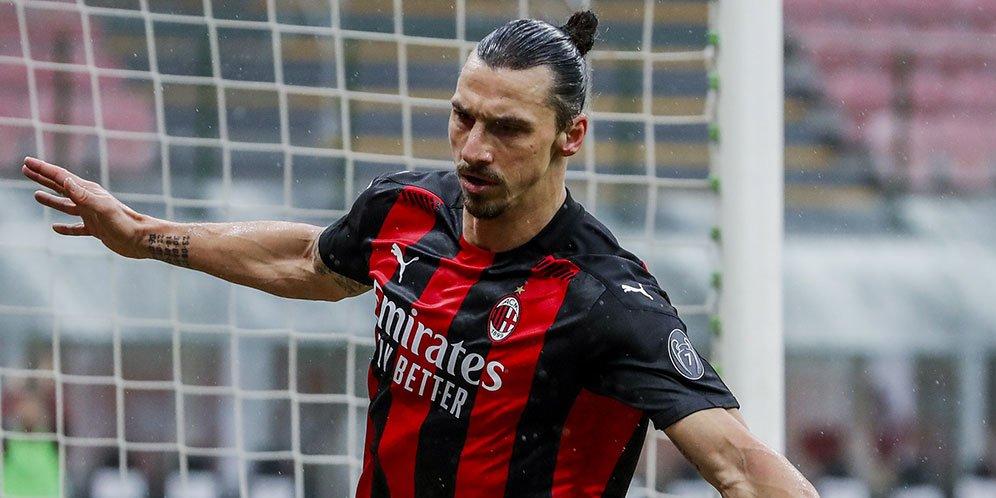 Pemain AC Milan, Zlatan Ibrahimovic