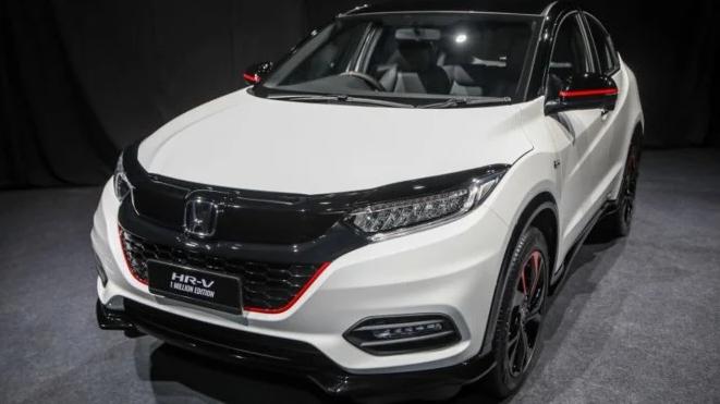 Honda HR-V edisi spesial