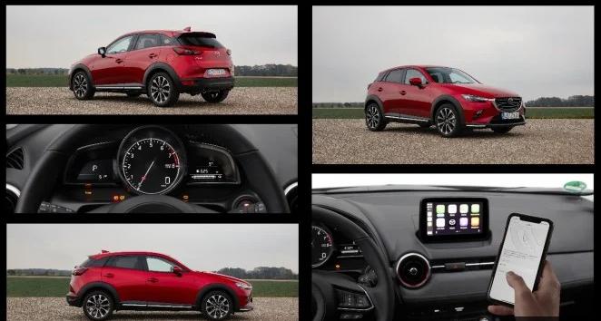Mazda CX-3 edisi 2021